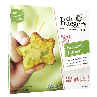 Dr. Praeger's Frozen Gluten Free Broccoli Littles - 10oz