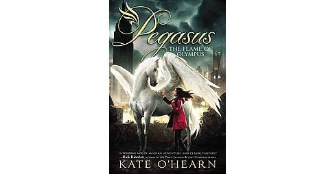 Flame of Olympus (Reprint) (Paperback) (Kate O'Hearn) - image 1 of 1