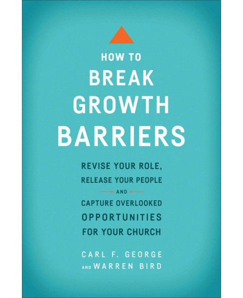 How to Break Growth Barriers : Revise Your Role, Release Your People, and Capture Overlooked - image 1 of 1