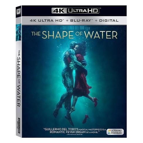 The Shape of Water (4K/UHD + Blu-ray + Digital) - image 1 of 1