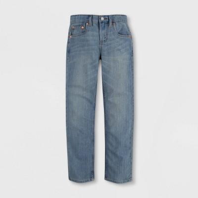 Levi's® Boys' 514 Straight Fit Flex Stretch Jeans