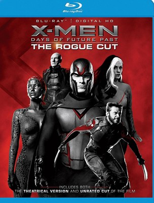 X-Men: Days of Future Past - The Rogue Cut (Blu-ray)