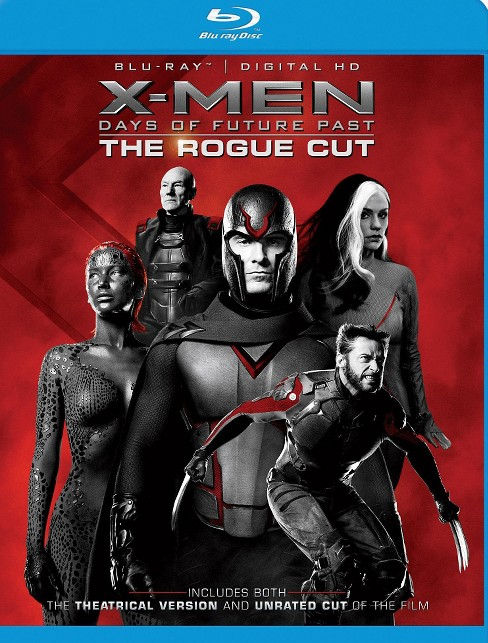 X-Men: Days of Future Past - The Rogue Cut (Blu-ray) - image 1 of 1