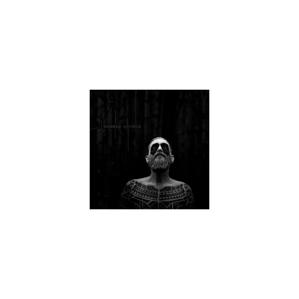 Rodhad - Anxious (CD), Pop Music