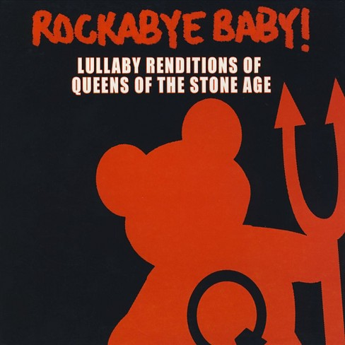 Rockabye baby! - Rockabye baby:Queens of the stone age (CD) - image 1 of 1