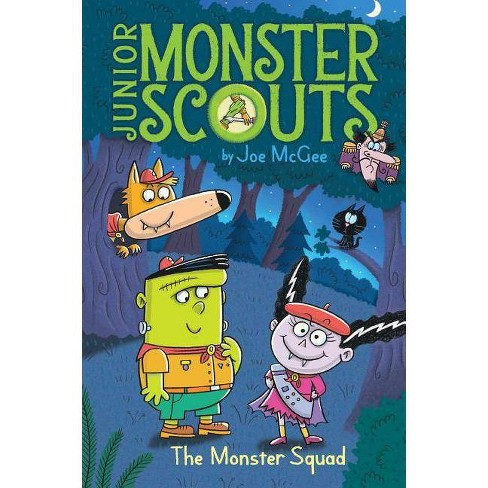The Monster Squad Volume 1 Junior Monster Scouts By Joe Mcgee Hardcover Target