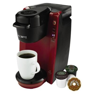 Mr. Coffee® Single Cub Brewer - Red BVMC-KG5