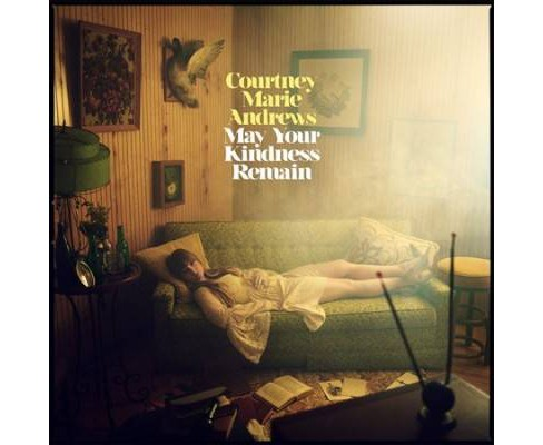 Courtney Ma Andrews - May Your Kindness Remain (CD) - image 1 of 1