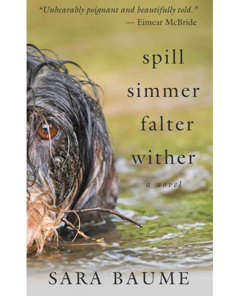 Spill Simmer Falter Wither (Hardcover) (Sara Baume) - image 1 of 1