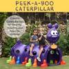 ECR4Kids Indoor/Outdoor Caterpillar Plastic Climbing Play Structure for Kids - image 3 of 4