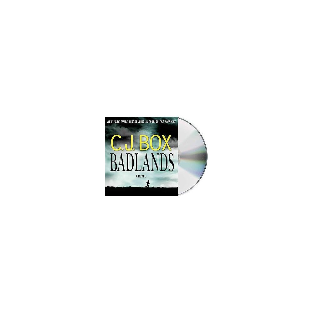 Badlands (Unabridged) (Compact Disc)