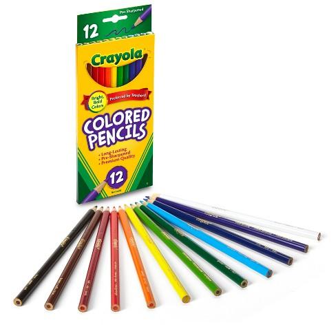 Crayola® Colored Pencils 12ct : Target