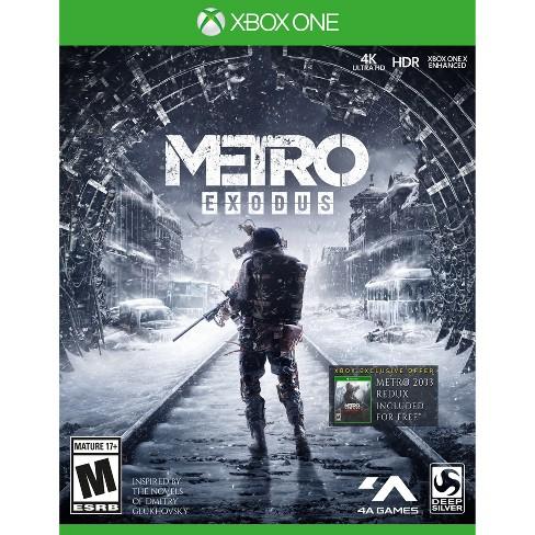 Metro Exodus - Xbox One - image 1 of 4
