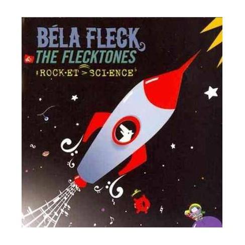 Bela Fleck & The Flecktones - Rocket Science (CD) - image 1 of 1