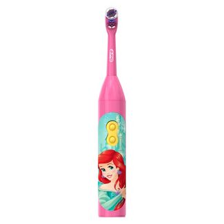 107623c39492 Oral-B Pro-Health Stages Kids Battery Toothbrush featuring Disney Princess  with Disney MagicTimer