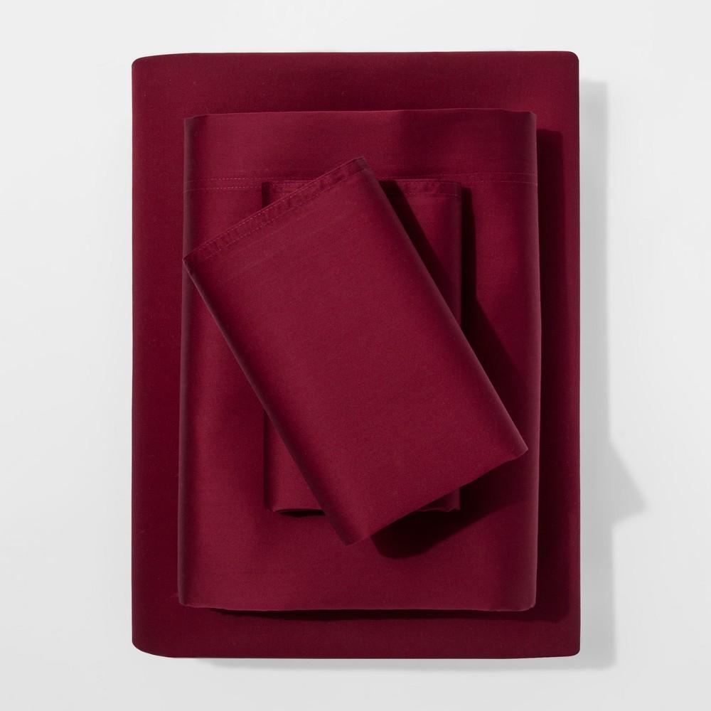Full Sheet Set Modern -Berry Cobbler - Project 62 + Nate Berkus, Berry Cobbler