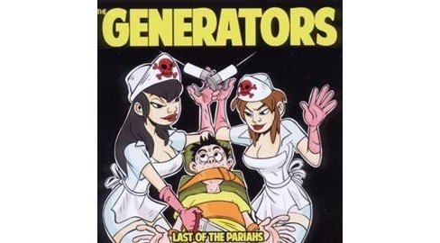 Generators - Last Of The Pariahs (Vinyl) - image 1 of 1