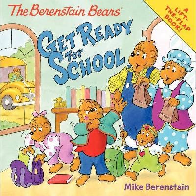 Berenstain Bears Get Ready for School (Hardcover)(Jan Berenstain)