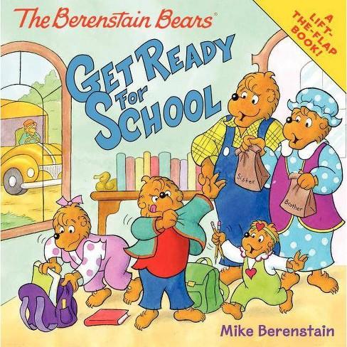 Berenstain Bears Get Ready for School (Hardcover) (Jan Berenstain) - image 1 of 1