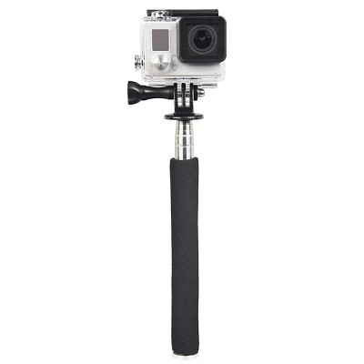 Bower Xtreme Action Series Monopod for GoPro 2,3,4,5, LCD and Sessions - Black (XAS-GP109)
