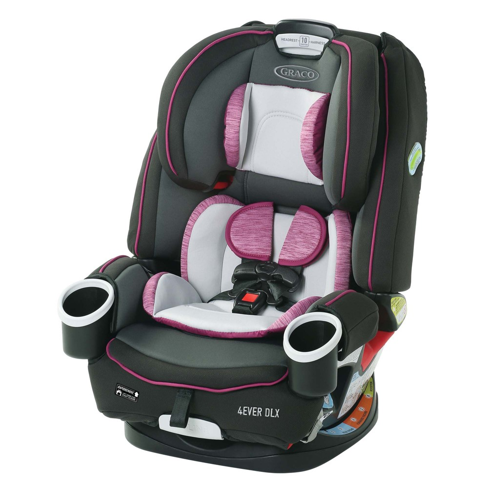 Image of Graco 4Ever DLX 4-in-1 Convertible Car Seat - Joslyn