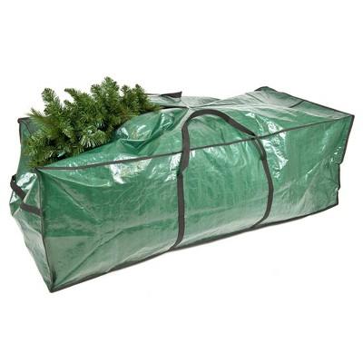 TreeKeeper Santa's Bags 9-ft. Tarp Rolling Tree Saver Bag