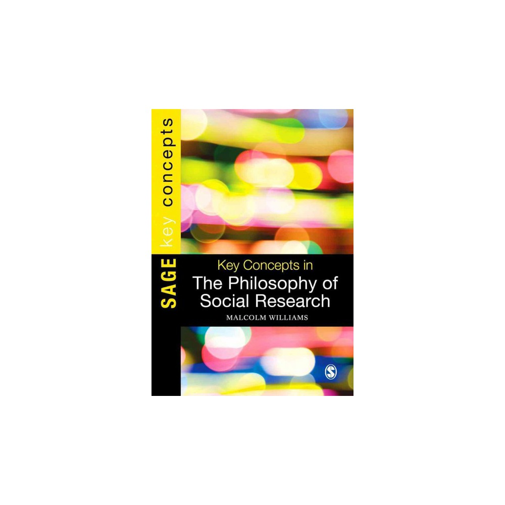 Key Concepts in the Philosophy of Social Research (Hardcover) (Malcolm Williams)