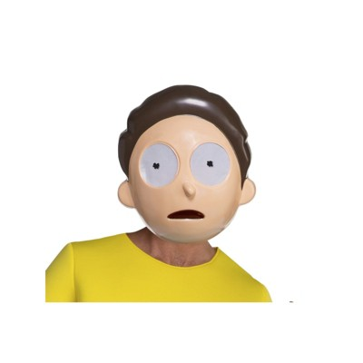 Men's Rick and Morty Halloween Morty Smith Mask