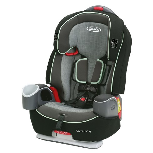Graco Nautilus 65 3-in-1 Harness Booster Car Seat - image 1 of 9