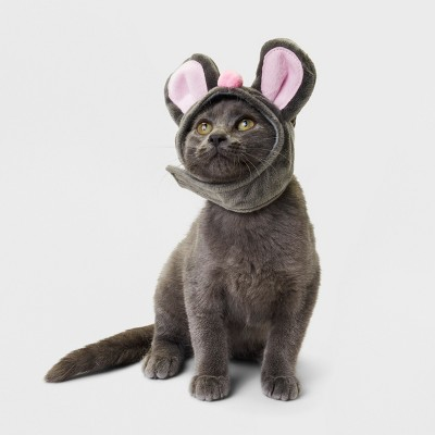 Cat Costume - Mouse - Grey/Pink - Hyde and Eek! Boutique™