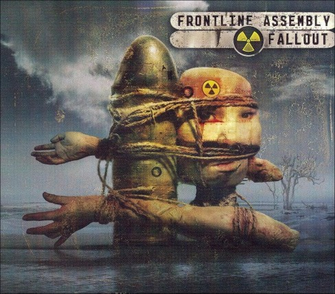 Front Line Assembly - Fallout (CD) - image 1 of 3
