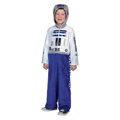Star Wars Kidsu0027 Classic Premium R2 D2 Halloween Costume