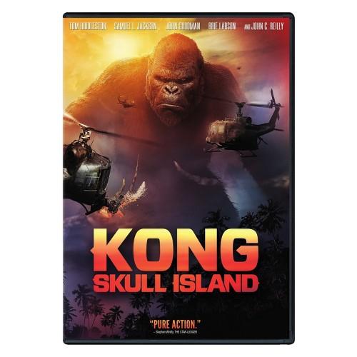 Kong: Skull Island (Dvd), Movies