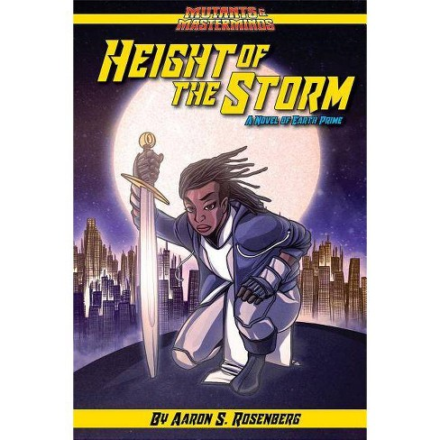 Height of the Storm - by  Aaron Rosenberg (Paperback) - image 1 of 1