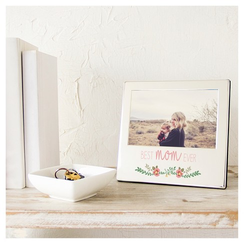 Mother\'s Day Silver Picture Frame : Target