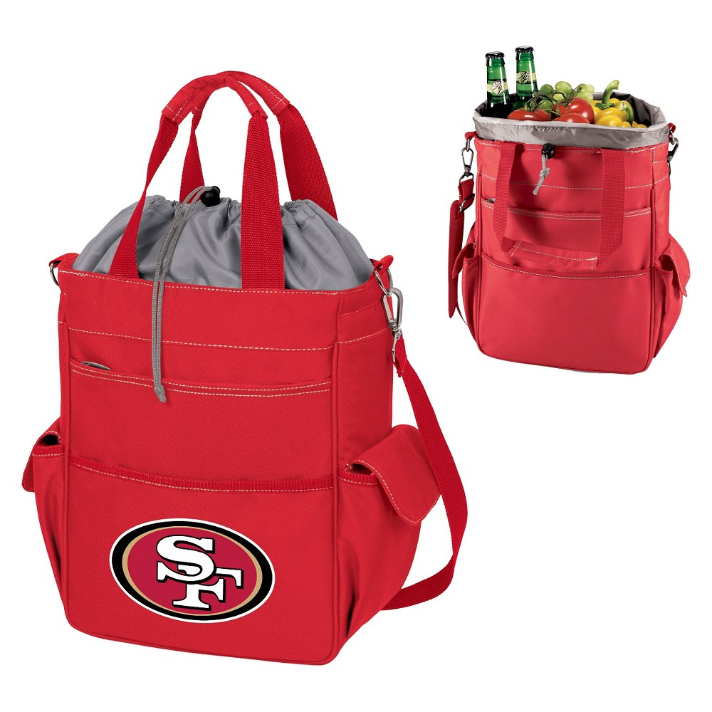 Picnic Time Activo Nfl San Francisco 49ers Red