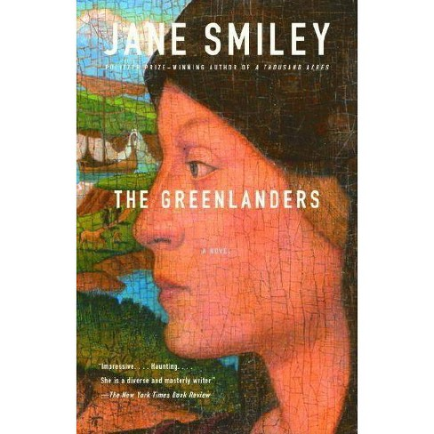 The Greenlanders - by  Jane Smiley (Paperback) - image 1 of 1