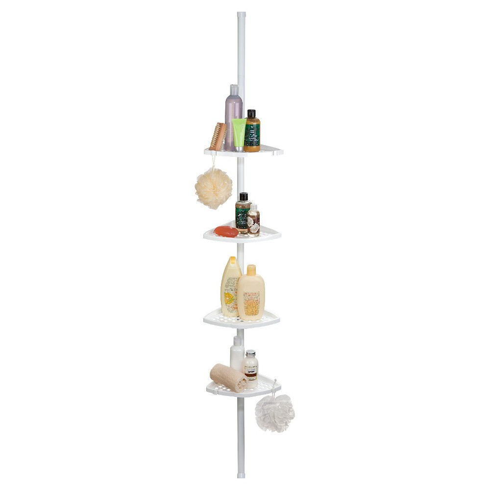 Image of UltiMate Shower Pole White - Better Living Products