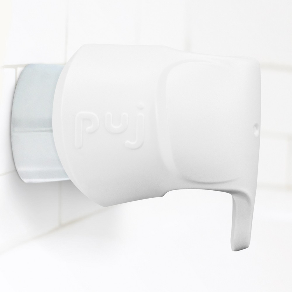 Image of Puj Snug Ultra Soft Spout Cover - White