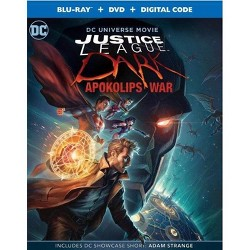Justice League Dark: Apokolips War (Blu-ray + DVD + Digital)