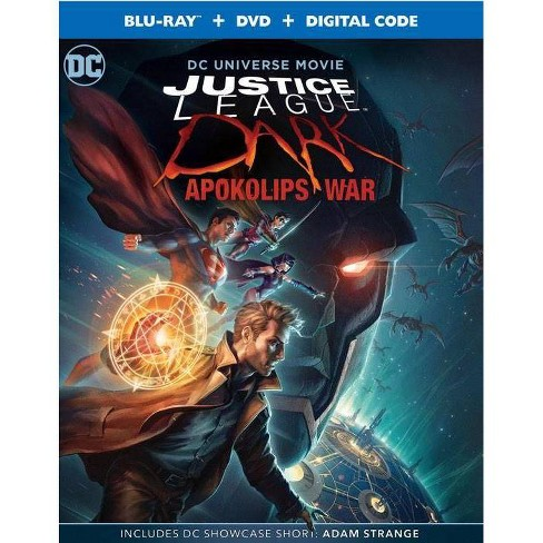 Justice League Dark: Apokolips War (Blu-ray + DVD + Digital) - image 1 of 1