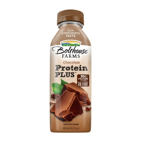 Bolthouse Farms Chocolate Protein Plus Shake - 15.2oz - image 1 of 4