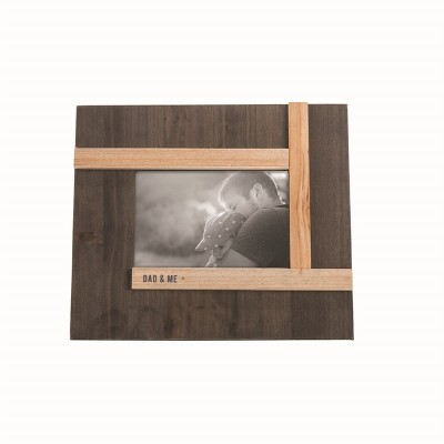 Declan Wood Sentiment Picture Frame - Foreside Home & Garden
