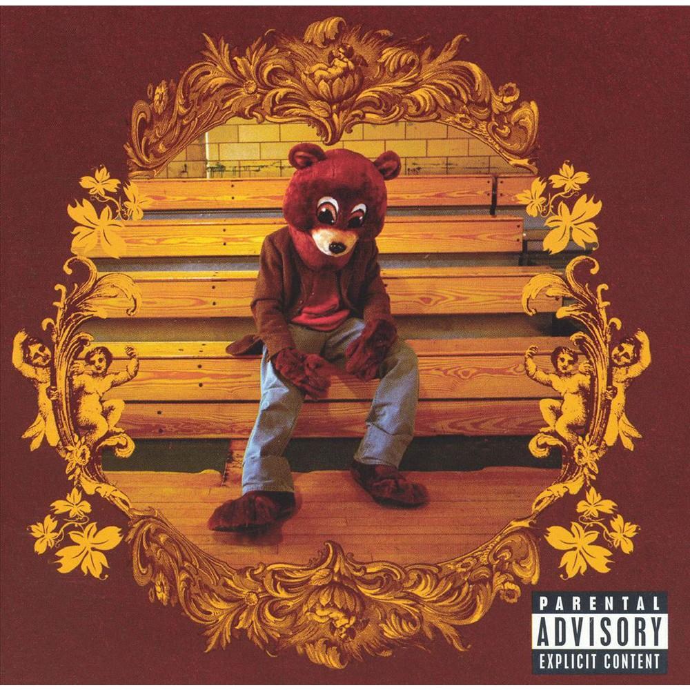 Kanye West The College Dropout Explicit Lyrics Cd