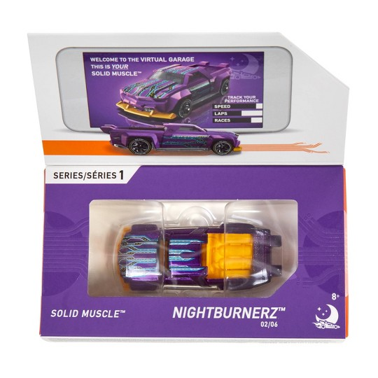 Hot Wheels id Solid Muscle image number null