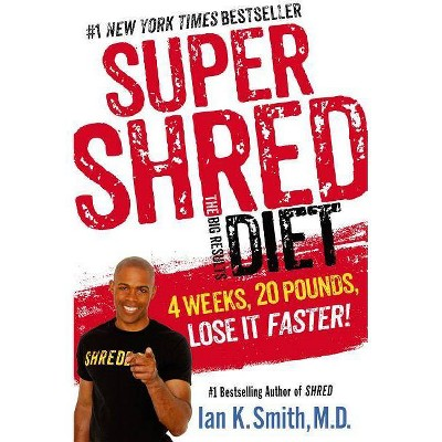 Super Shred (Reprint) (Paperback) - by Ian K. Smith