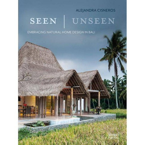 Seen - Unseen - by  Alejandra Cisneros (Hardcover) - image 1 of 1