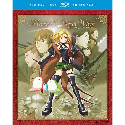 Maria the Virgin Witch: The Complete Series (Blu-ray) - image 1 of 1