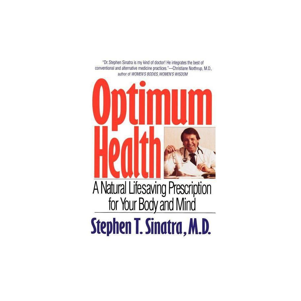 Optimum Health By Stephen T Sinatra Paperback