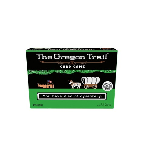 Pressman The Oregon Trail Game - image 1 of 4